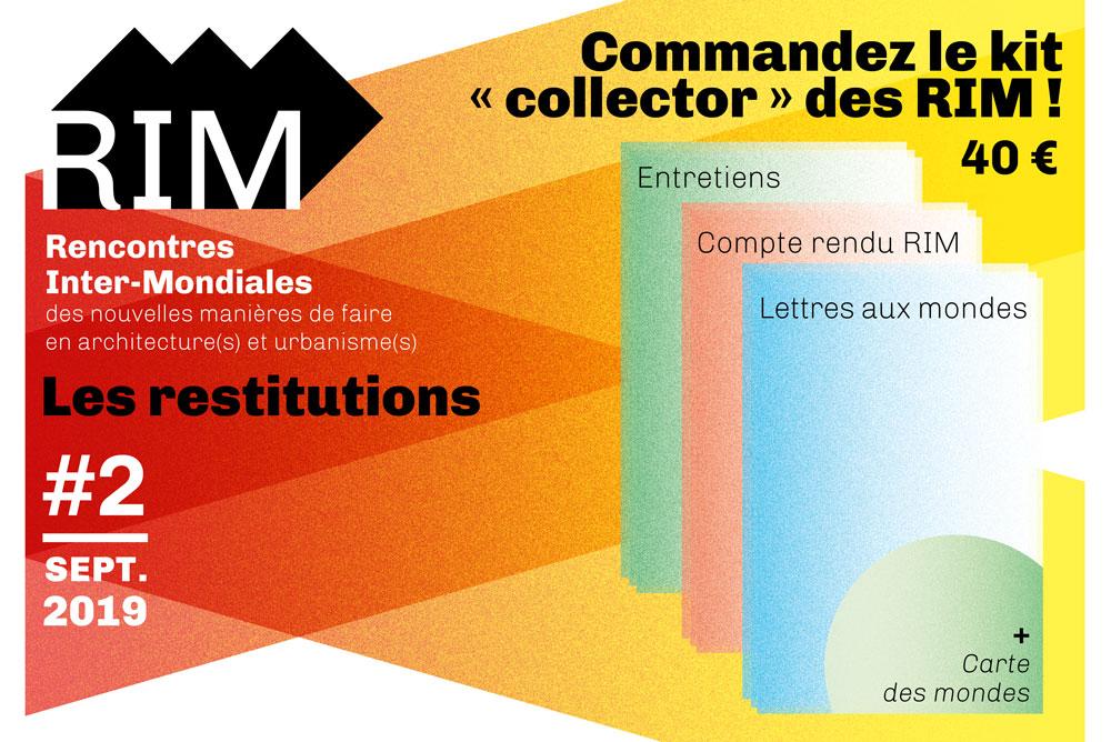 Le kit collector des RIM